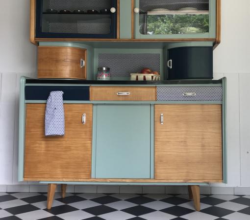Le buffet Mado, l'incontournable Déco et design des années 50