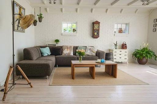 Les 5 règles de base de la décoration intérieure