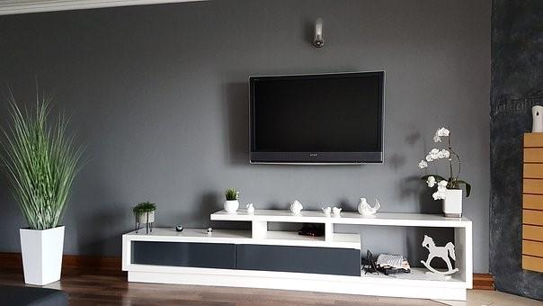 meuble et tv