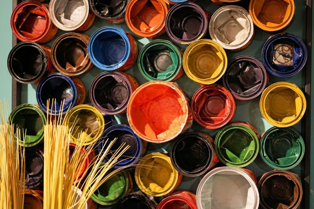 multiple couleur