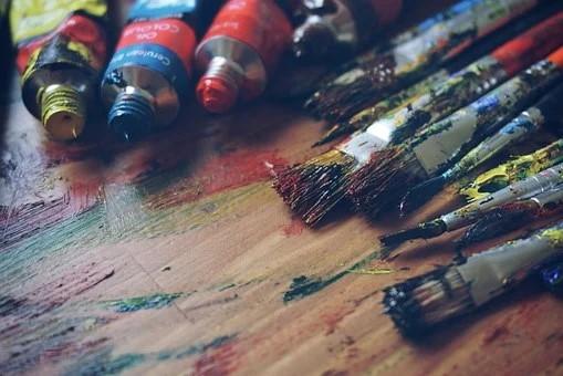 3 conseils pour bien débuter en peinture