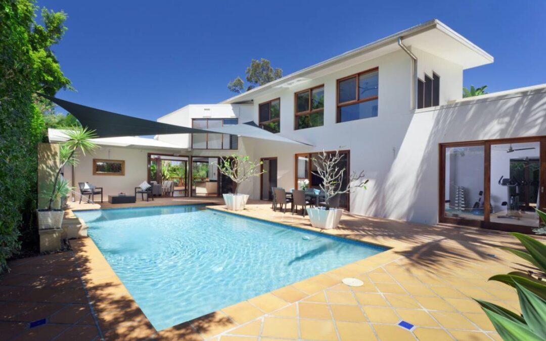 Aménager un pool house