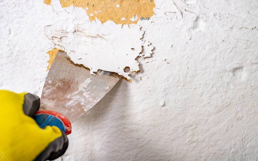 Murs abîmés : pourquoi faut-il réparer ?