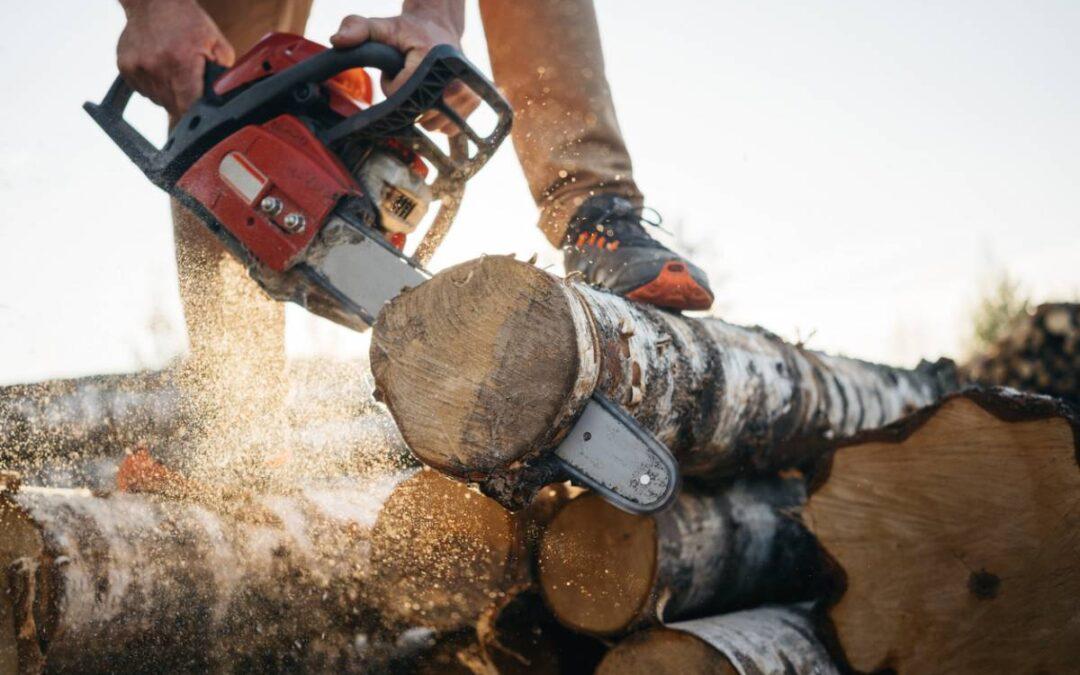Quel matériel pour débiter le bois ?