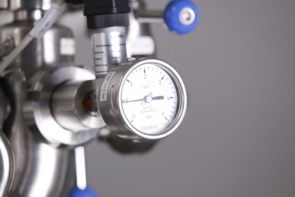 réglage traitement eau usés