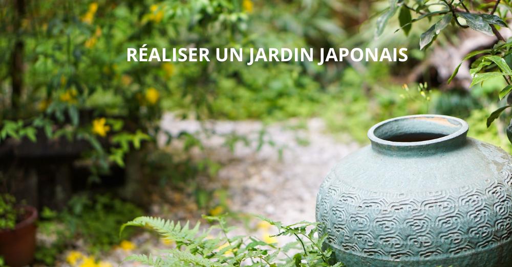 Réaliser un beau jardin japonais
