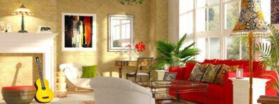 Comment obtenir un style de décoration bohémien