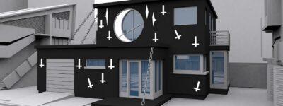 Créer une véritable décoration gothique en 5 étapes