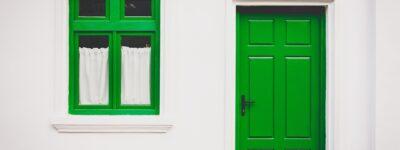 Comment rafraîchir votre porte d'entrée