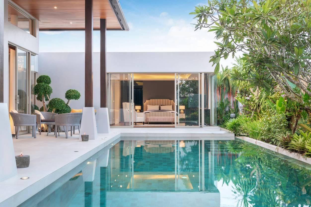 construction de pool house