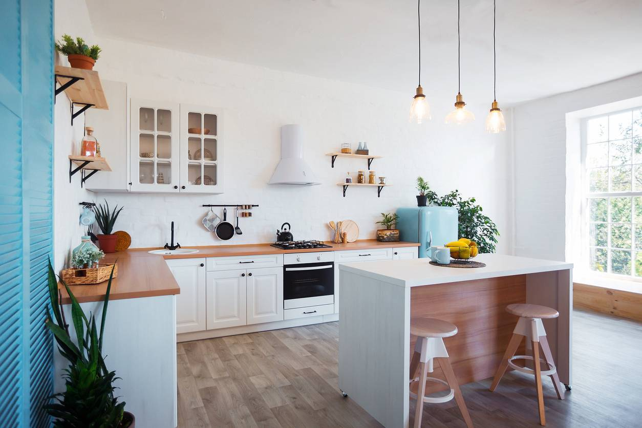 Cuisine fonctionnelle et ergonomique