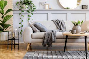 décoration minimaliste, les indispensables