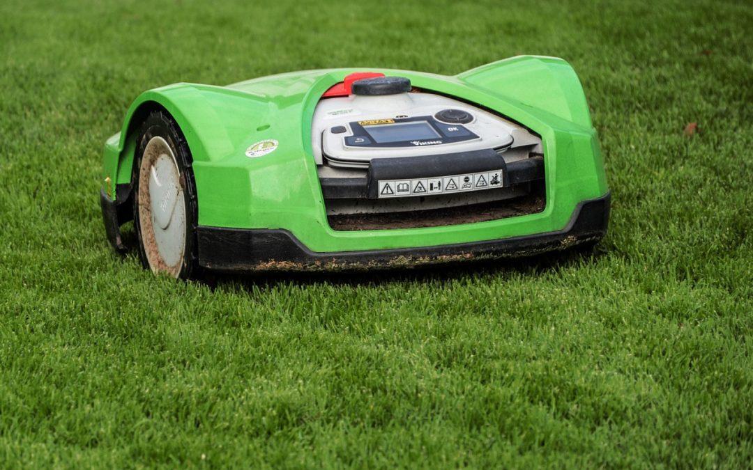 Un robot pour les sols, les vitres, la pelouse et la piscine !
