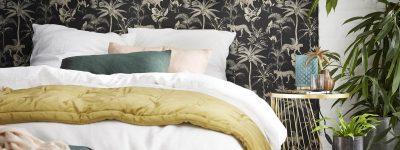 Optez pour une décoration exotique pour rhabiller votre chambre